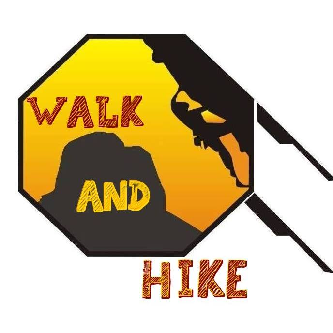 walk and hike